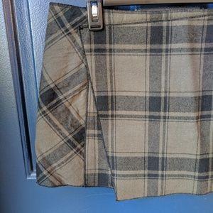 Free People Skirts - Free People | holiday cotton plaid mini skirt